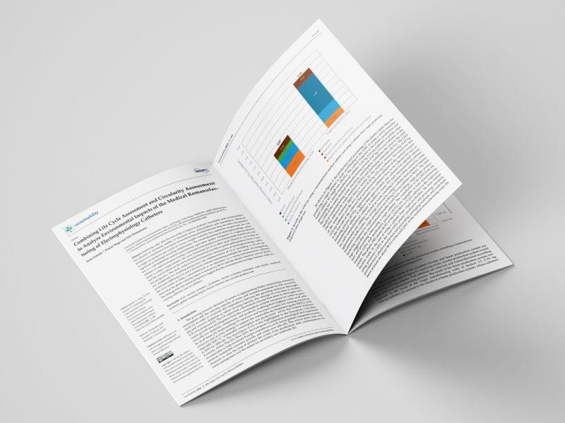 Medical Remanufacturing reduziert den CO2-Fußabdruck um über 50% und den Ressourcenverbrauch um über 28%.
