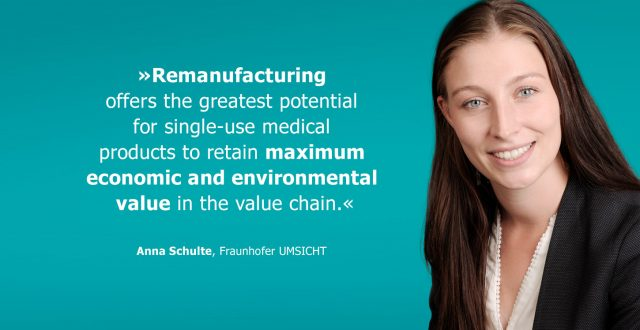 Enabling Circular Economy through Medical Remanufacturing