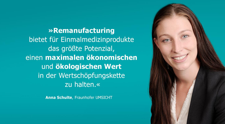 Kreislaufwirtschaft im Gesundheitswesen durch Medical Remanufacturing